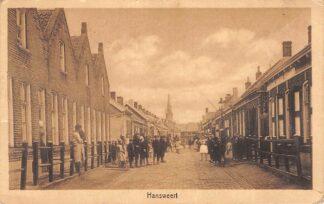 Ansichtkaart Hansweert 1925 HC17777