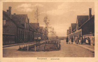 Ansichtkaart Hansweert Julianastraat 1923 HC17778