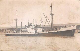Ansichtkaart Portugal Fotokaart Zeeschip Hathor Scheepvaart Schepen HC17786