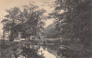 Ansichtkaart Baarn Achter 't Paleis Soestdijk 1914 HC17811