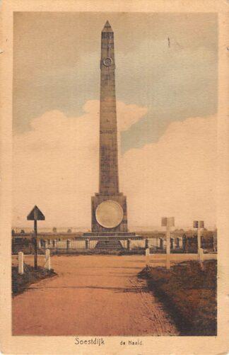 Ansichtkaart Soestdijk De Naald Baarn 1925 HC17827