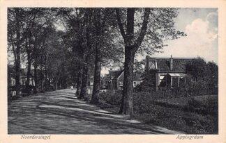 Ansichtkaart Appingedam Noordersingel 1926 HC17851