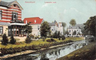 Ansichtkaart Amersfoort Luntersche Beek 1911 HC17857