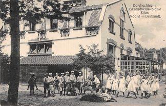 Ansichtkaart Etten (NB) Dordrechtsche Gezondheidskolonie 1914 Dordrecht Etten-Leur HC17863