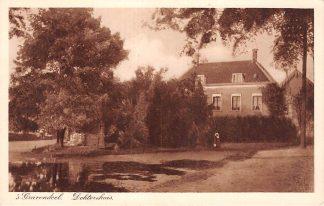 Ansichtkaart 's-Gravendeel Doktershuis Hoeksche Waard HC17879
