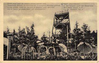 Ansichtkaart Vaals Uitzichttoren 1943 HC17881