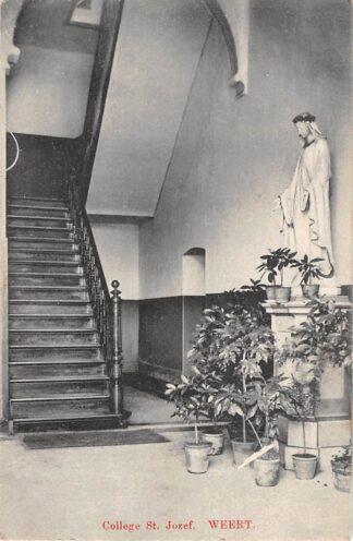 Ansichtkaart Weert College St. Jozef HC17903