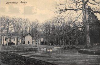 Ansichtkaart Assen Hertenkamp 1903 HC17929