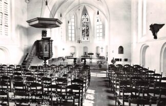 Ansichtkaart Rolde Interieur Ned. Hervormde Kerk HC17934
