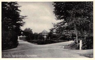 Ansichtkaart Ermelo Het kruispunt Nassaulaan Veluwe HC17957