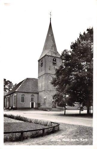 Ansichtkaart Almen Ned. Hervormde Kerk HC17969