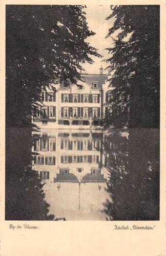 Ansichtkaart Ermelo Op de Veluwe Kasteel Staverden HC17975
