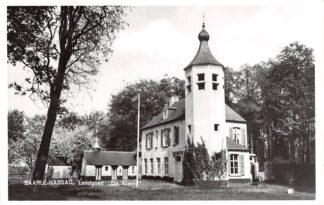 Ansichtkaart Baarle Nassau Landgoed De Kievit Kasteel 1965 HC18026