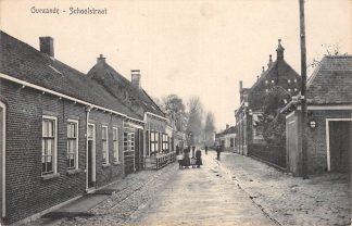Ansichtkaart Ovezande Schoolstraat Borsele HC18060