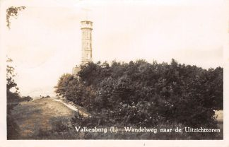 Ansichtkaart Valkenburg (LB) Wandelweg naar de Uitzichttoren 1949 HC18092