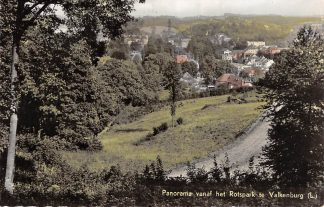 Ansichtkaart Valkenburg (LB) Panorama vanaf het Rotspark 1959 HC18111