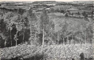 Ansichtkaart Vaals Panorama op de Duitse Lousburg 1967 HC18137
