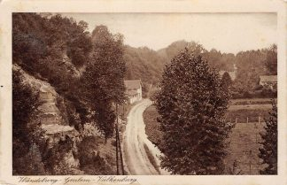 Ansichtkaart Valkenburg (LB) Wandelweg Geulem - Valkenburg Geulhem 1931 HC18138