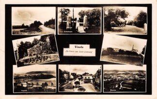 Ansichtkaart Vaals De parel van Zuid-Limburg 1950 HC18143
