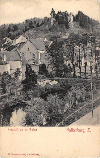 Ansichtkaart Valkenburg (LB) Gezicht op de Ruïne HC18165