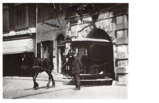Ansichtkaart Zo was Dordrecht Groothoofdspoort (stadzijde) omstr. 1910 Paardentram Tram HC18184