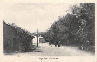Ansichtkaart Legerplaats Oldebroek Kazerne Militair Veluwe HC18219