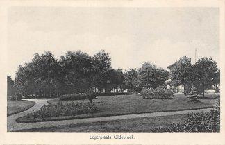 Ansichtkaart Legerplaats Oldebroek Kazerne Militair Veluwe HC18220