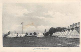 Ansichtkaart Legerplaats Oldebroek Kazerne Tentenkamp Militair Veluwe HC18222