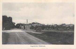 Ansichtkaart Legerplaats Oldebroek Kazerne Militair Veluwe HC18226