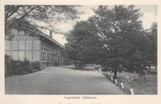 Ansichtkaart Legerplaats Oldebroek Kazerne Militair Veluwe HC18227