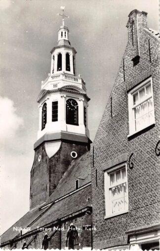 Ansichtkaart Nijkerk Toren Ned. Hervormde Kerk 1969 HC18247