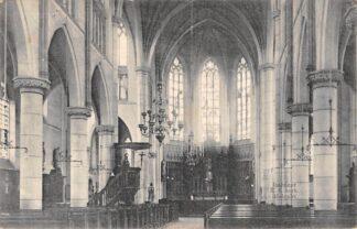Ansichtkaart Helvoirt Interieur R.K. Kerk Haaren HC18305