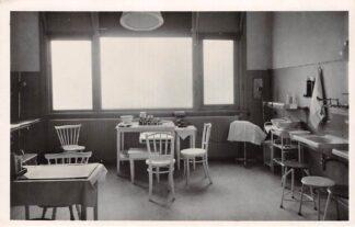 Ansichtkaart Gouda Westhaven Diaconessenhuis De Wijk Polikliniek 1949 Ziekenhuis HC18329