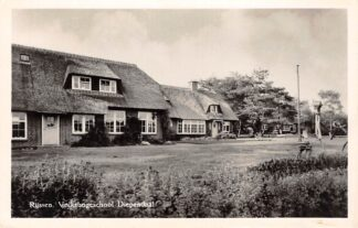 Ansichtkaart Rijssen Volkshogeschool Diependaal 1959 HC18358