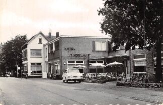 Ansichtkaart Zeddam Hotel Aaldering v/h Het Kegelhuis 1965 HC18370