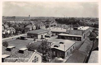Ansichtkaart Veenendaal Panorama Panter Sigaren fabriek Watertoren 1940 HC18376