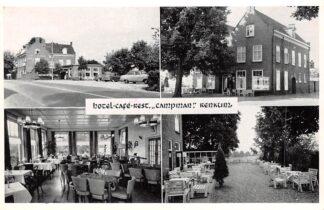 Ansichtkaart Renkum Hotel Café Restaurant Campman HC18379