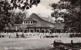 Ansichtkaart Epe De Ossenstal Café Restaurant 1965 Veluwe HC18382