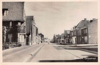Ansichtkaart Breskens Dorpsstraat 1955 Zeeuws-Vlaanderen HC18383