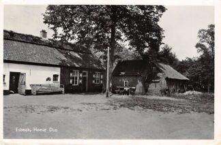 Ansichtkaart Esbeek Boerderij Dun Hilvarenbeek Boerderij HC18389