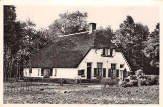 Ansichtkaart Laag-Soeren Boerderij de Klapmuts 1956 Rheden HC18394