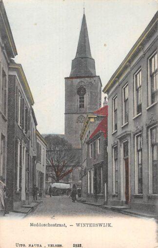 Ansichtkaart Winterswijk Meddoschestraat HC18445