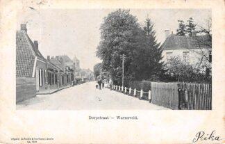Ansichtkaart Warnsveld Dorpstraat 1903 Bij Almelo HC18480