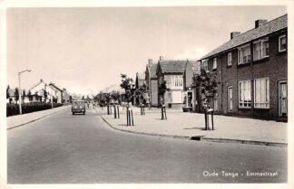 Ansichtkaart Oude Tonge Emmastraat 1959 Goeree-Overflakkee HC18511