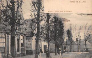 Ansichtkaart Broek in Waterland Gezicht op de Laan HC18519