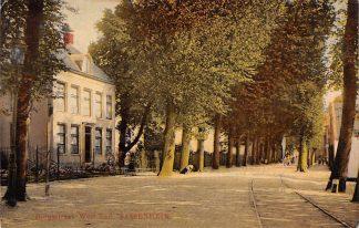 Ansichtkaart Sassenheim Dorpstraat West-End 1910 HC18520