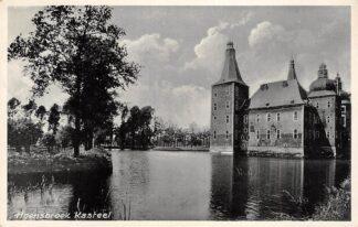 Ansichtkaart Hoensbroek Kasteel 1934 HC18538