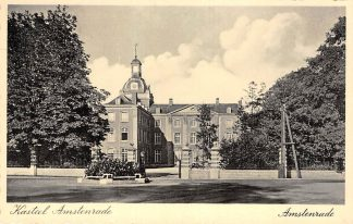 Ansichtkaart Amstenrade Kasteel Amstenrade 1937 Limburg Beekdaelen HC18543