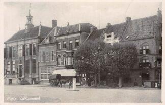Ansichtkaart Zaltbommel Markt HC18560