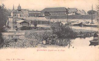 Ansichtkaart Gorinchem Gezicht aan de Linge HC18572